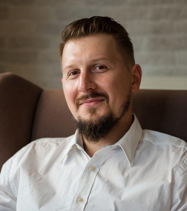 Fizjerapeuta Kraków Mateusz Curyło
